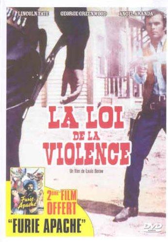La loi de la violence;furie appache [Edizione: Francia]