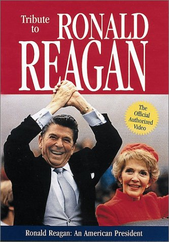 Tribute to Ronald Reagan [DVD] [Region 1] [US Import] [NTSC]
