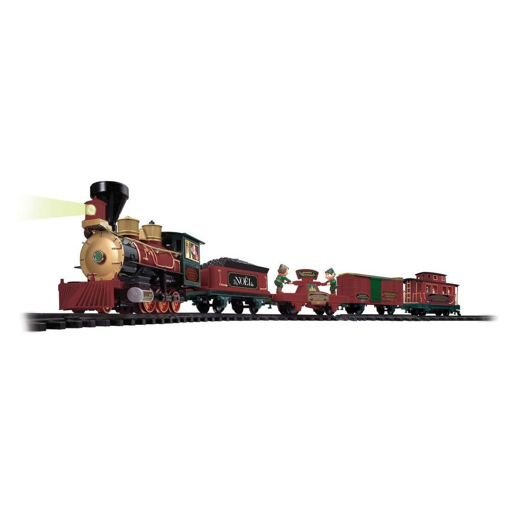 Under the Christmas Tree Train Sets | WebNuggetz.com