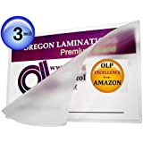 3 Mil Double Letter Laminating Pouches Qty 100 Hot 11-1/2 x 17-1/2 Laminator Sleeves