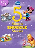 5-Minute Snuggle Stories Starring Disney Classic Characters (5-Minute Stories)