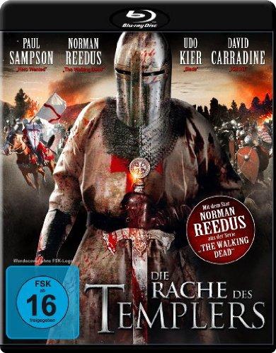Die Rache des Templers [Blu-ray]