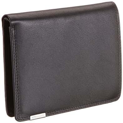 Bodenschatz Wallet, 11x1x13 8-690 KN 01, Men's Wallet, Black, (Black),