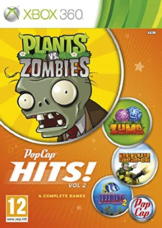 Pop Cap Hits : Volume 2 (Xbox 360)