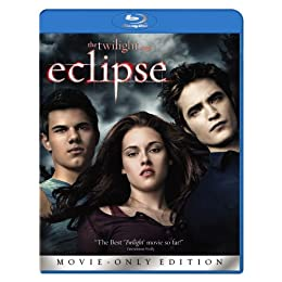 Product Image The Twilight Saga: Eclipse (Blu-ray)