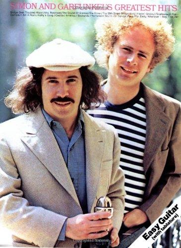 Simon and Garfunkel's Greatest Hits: Guitar (With Tablature) (Paul Simon/Simon & Garfunkel)