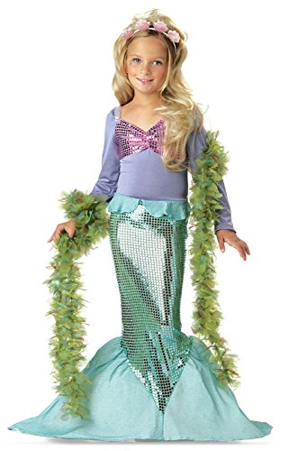 California Costumes Toys Little Mermaid, Medium