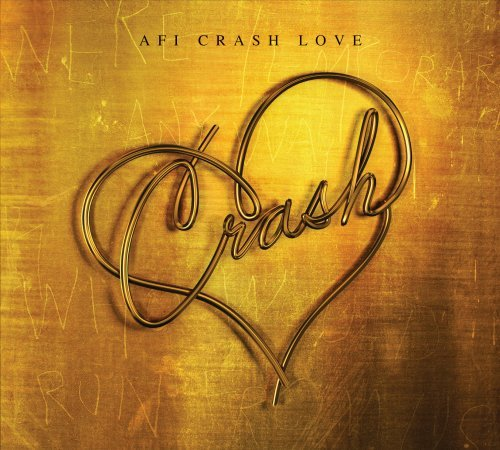 Crash Love by AFI album cover