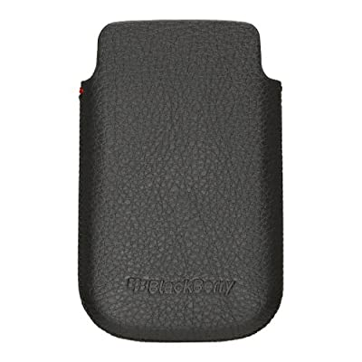 Blackberry HDW-31343-001 OEM Slim Pocket Sleeper Pouch Sleeve Case for AT&T / T-Mobile Blackberry Curve 8900 8500 8520 8530 Curve 3G 9300 9330 Bold 9700 9780 from RIM