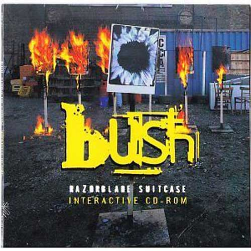 Razorblade suitcase-Interactive CD-ROM