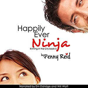 Happily Ever Ninja Audiobook