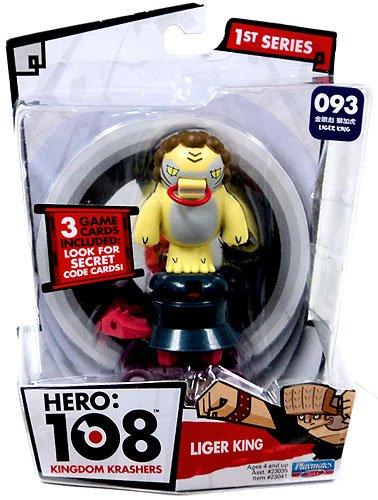 Hero 108 Kingdom Krashers Series 1 Action Figure #093 Liger King