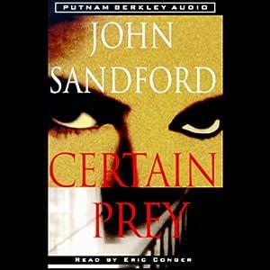 Certain Prey Audiobook