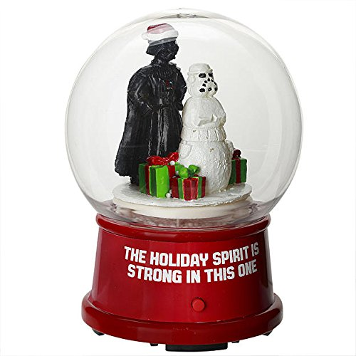 Star Wars Darth Vader Snow Globe