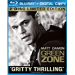 51WBhkYJDTL. SL160 SS150  #5: Green Zone (2 Disc Limited Edition) [Blu ray]