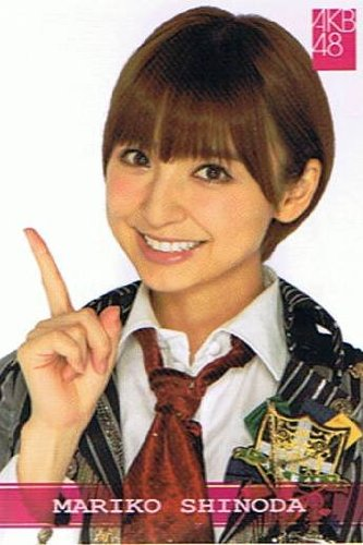 【AKB48 トレーディングコレクション】 篠田麻里子 ノーマル akb48-r037