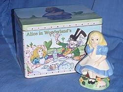 "Alice in Wonderland - John Beswick Figurine - ""Alice"""