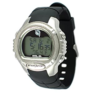 MLB Mens MLB-PRO-FLA Pro Trainer Series Florida Marlins Watch by Game Time