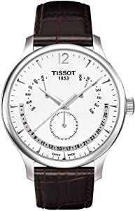 Tissot Large Dialled Tissot T-Classic with Flyback Perpetual Calendar complication