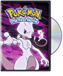Pokemon The First Movie: Mewtwo Strik...