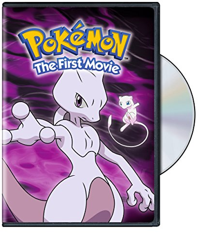 Pokemon The Movie 1: Mewtwo Strikes Back (DVD)