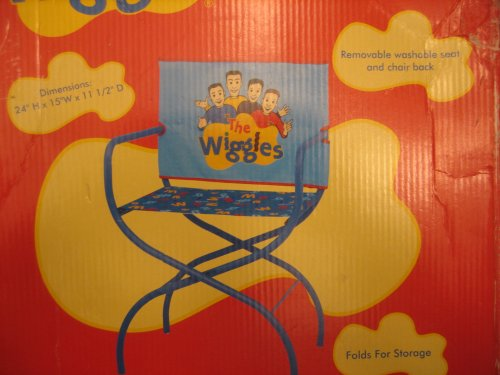 Amazing Directors Chair The Wiggles Director Chair Furniture Unemploymentrelief Wooden Chair Designs For Living Room Unemploymentrelieforg