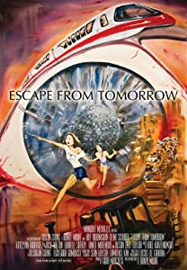 """Escape from Tomorrow Movie Poster 18""""X27"""""""
