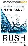 Rush, Tome 1 : � fleur de peau