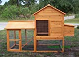 New Large Chicken, Poultry Coop, Hen House Pen, Rabbit Hutch