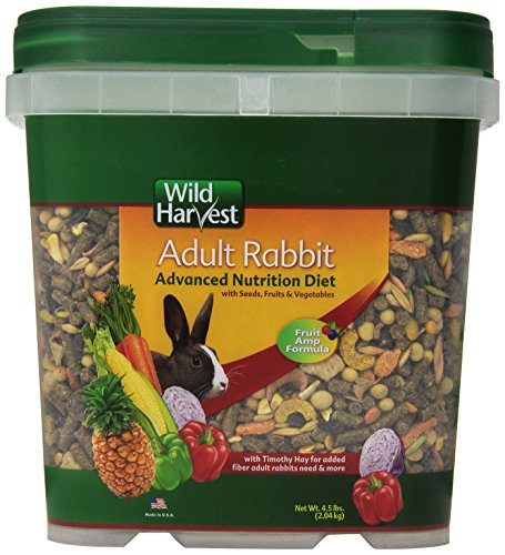 Wild-Harvest-WH-83544-Wild-Harvest-Advanced-Nutrition-Diet-for-Rabbits-45-Pound