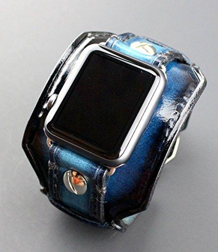 Blue Apple Watch Band, apple watch strap, Apple watch strap, Apple watch cuff, apple watch strap, apple watch 38 mm, apple watch 42mm 1