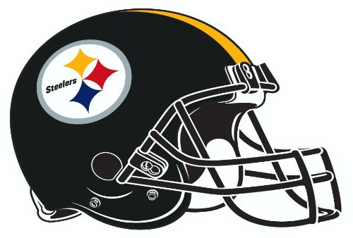 Pitsburgh Steeler Auto Car Wall Decal Sticker Vinyl NFL