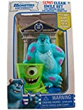 Disney Monsters University Great Smile Toothbrush Gift Set - Includes Toothbrush Holder, Toothbrush, & Rinse Cup