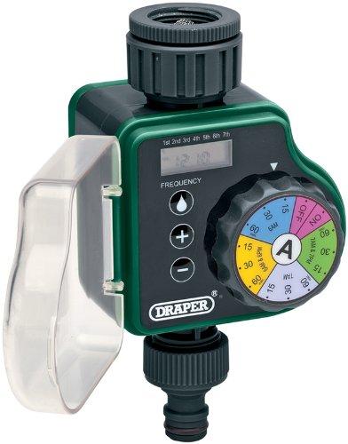 Draper 24961 Water Timer Elettronico Decorazioni Per Il