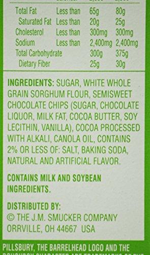 Pillsbury Gluten Free Devil S Food Cake Mix Ingredients