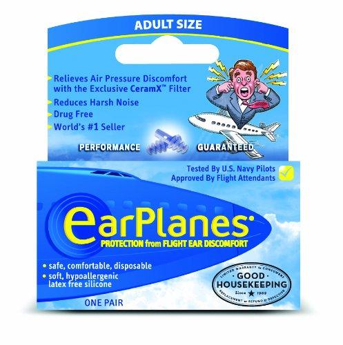travel-smart-by-conair-earplanes-adult-flight-ear-protection