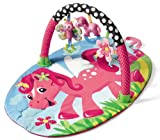 Infantino Lil Unicorn Explore and Store Travel Gym