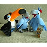 Rio Movie Plush Toys
