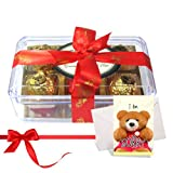 Ravishing Collection Of Wrapped Truffles With Sorry Card - Chocholik Luxury Chocolates