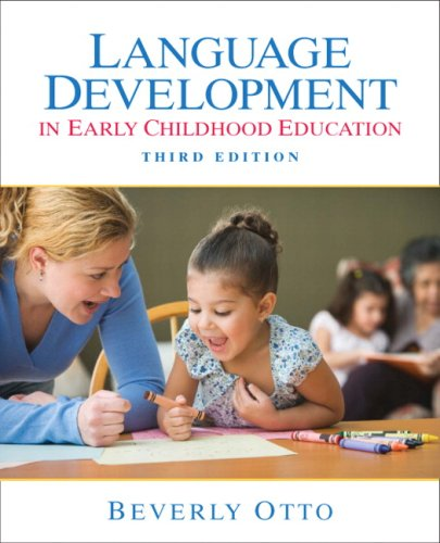 Language Development in Early Childhood Education (3rd...