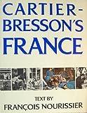 Cartier-Bresson's France (0670205508) by Henri Cartier-Bresson