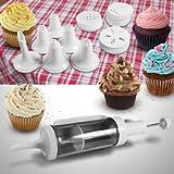 ASOT - Set composto da 31 strumenti per decorazione cupcake, biscotti, cookies