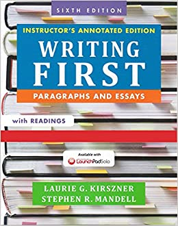 Admission essay writing 6th edition