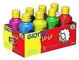 Giotto - Témpera, 8 unidades (532000)