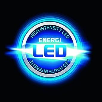 Lampe Torche Led De 634041 Mã©tal Energizer Argent Poche E92IDWH