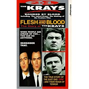 Krays, The / The Latest Krays / Flesh And Blood [VHS]
