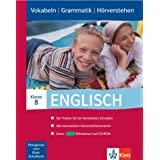 Englisch 8. Klasse, Vokabeln | Grammatik | Hrverstehenvon &#34;Klett Verlag&#34;