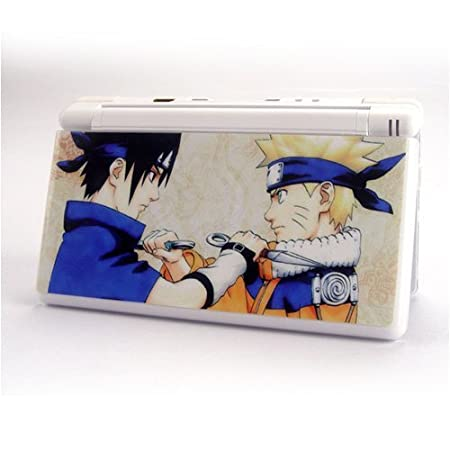 NARUTO Decorative Protector Skin Decal Sticker for Nintendo DS Lite