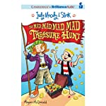 Judy Moody & Stink: The Mad, Mad, Mad, Mad Treasure Hunt (       UNABRIDGED) by Megan McDonald Narrated by Barbara Rosenblat