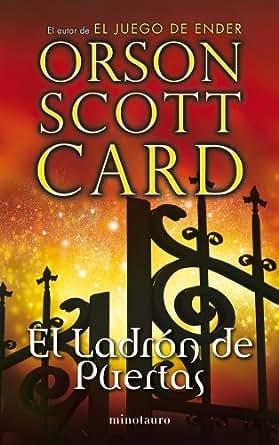 Amazon.com: El ladrón de puertas (Spanish Edition) eBook: Orson Scott